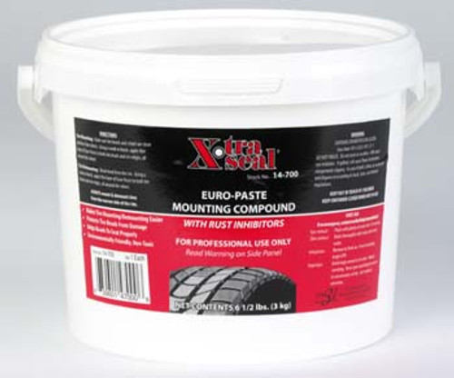 PASTE, Tire Mounting Lube, 6.5 lb. bucket. 14-700
