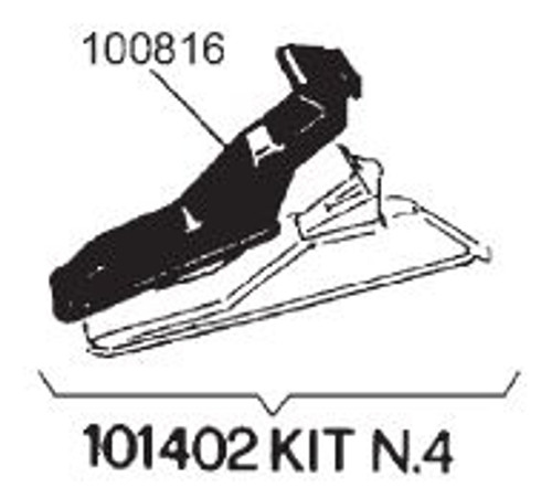 Accu-turn Tire Changer Parts, ST0016481