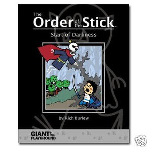 The Order of the Stick, Volume -1: Start of Darkness