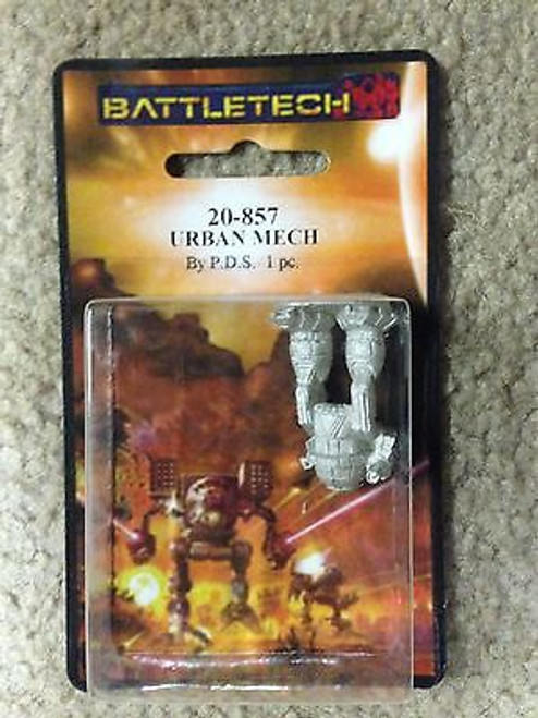 Classic Battletech Urban Mech 20-857 by Iron Wind
