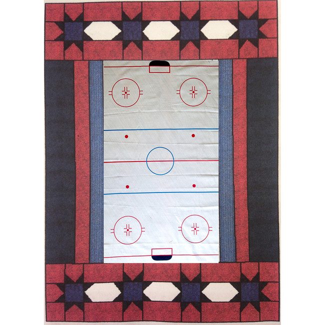 Hockey Wall Hanging