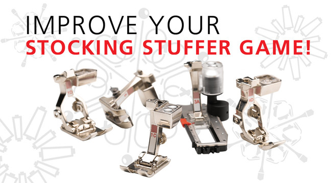 BERNINA Presser Feet Specials