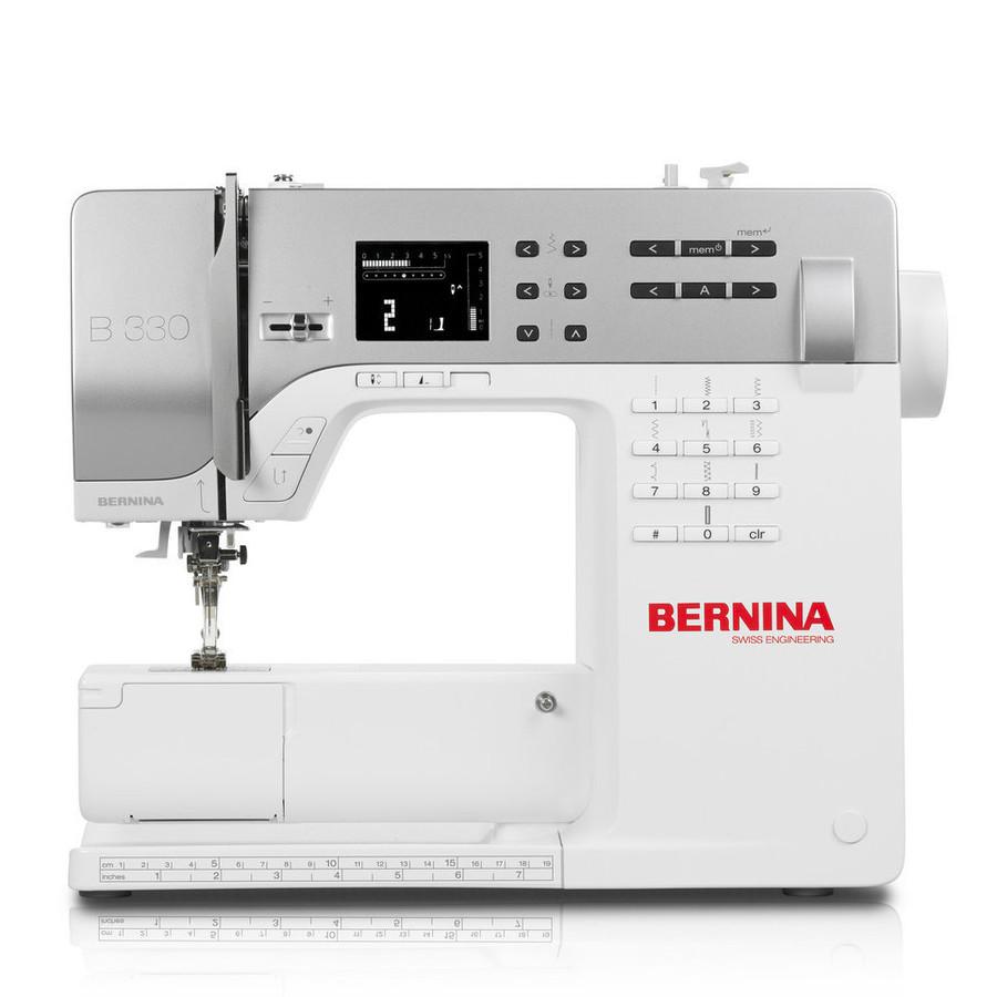 Bernina Basic Machine Operation Course