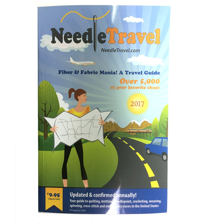Needle Travel: Fiber and Fabric Travel Guide 2017