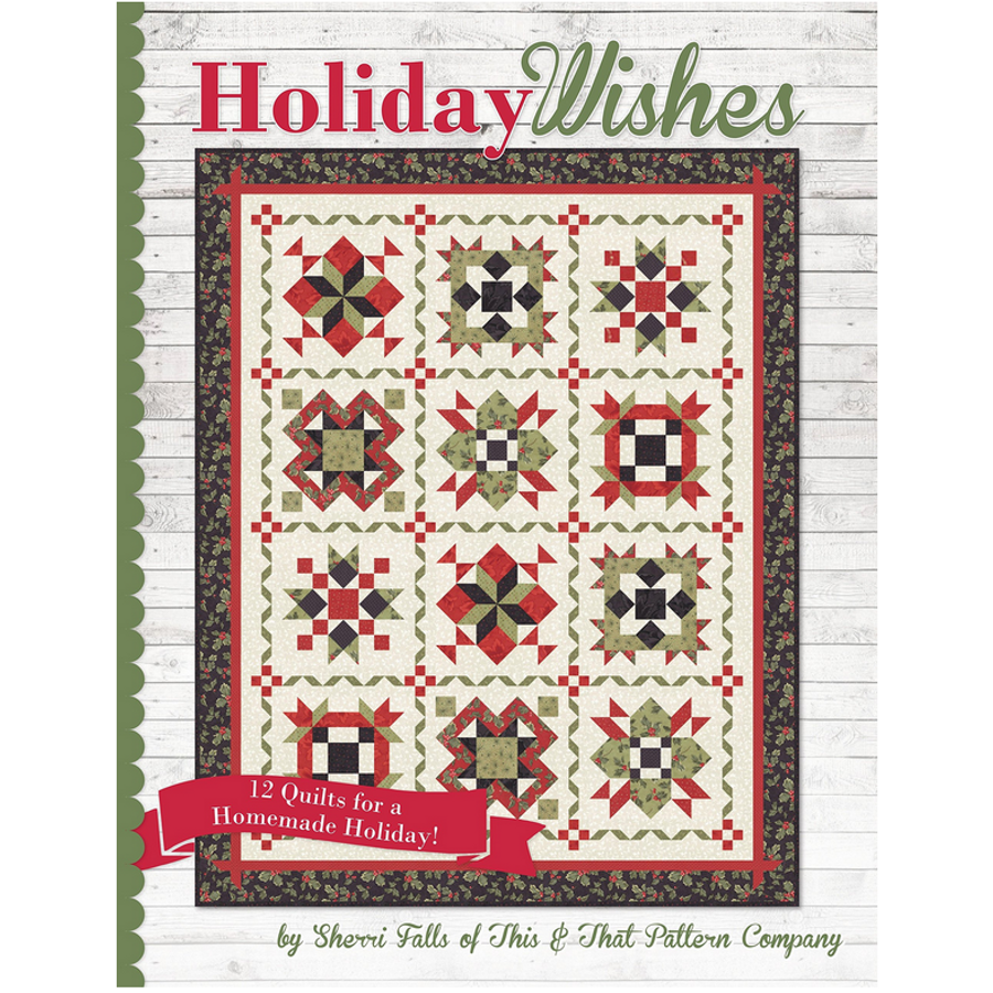 Holiday Wishes by Sherri Falls