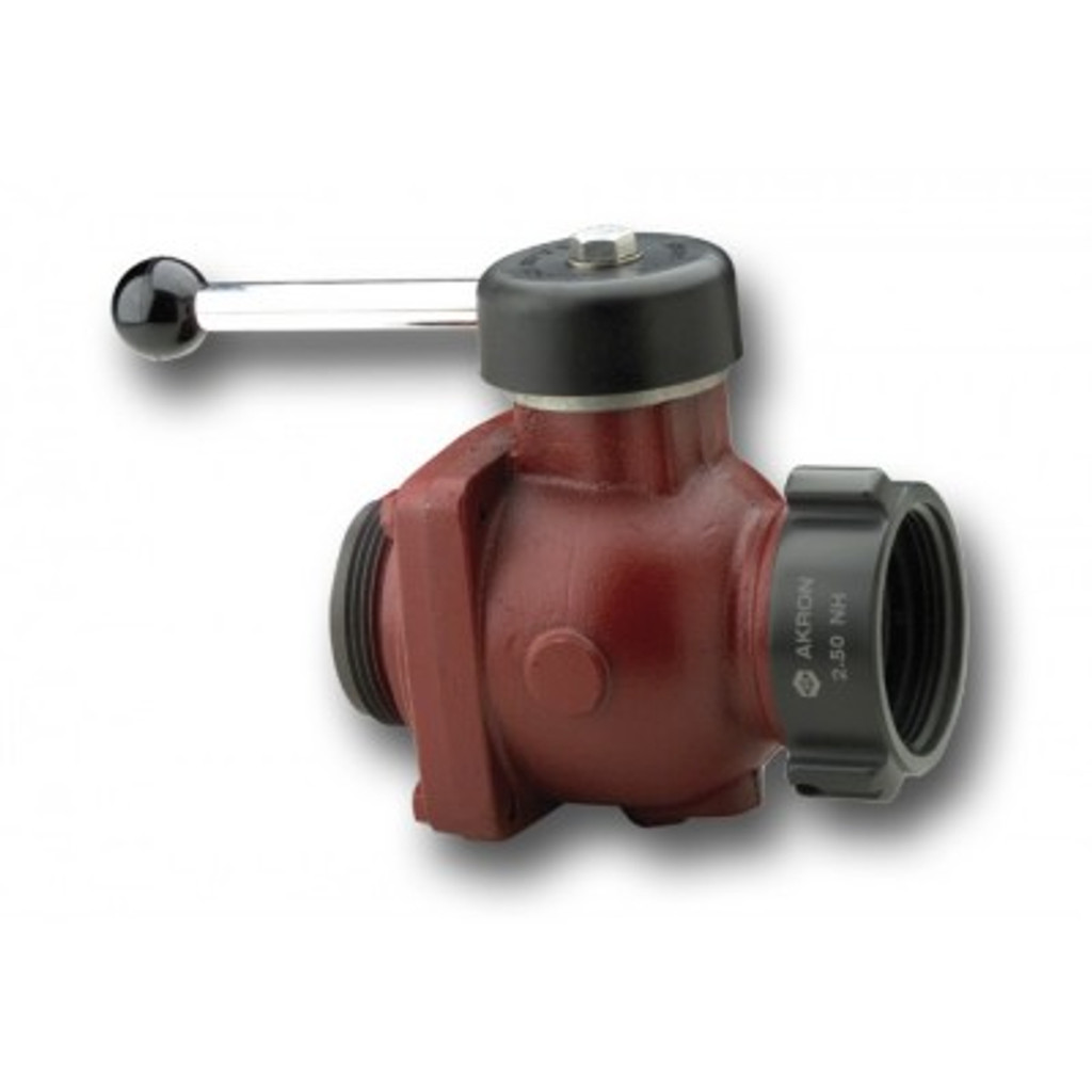 Akron 2.5'' Quarter Turn Hydrant Valve