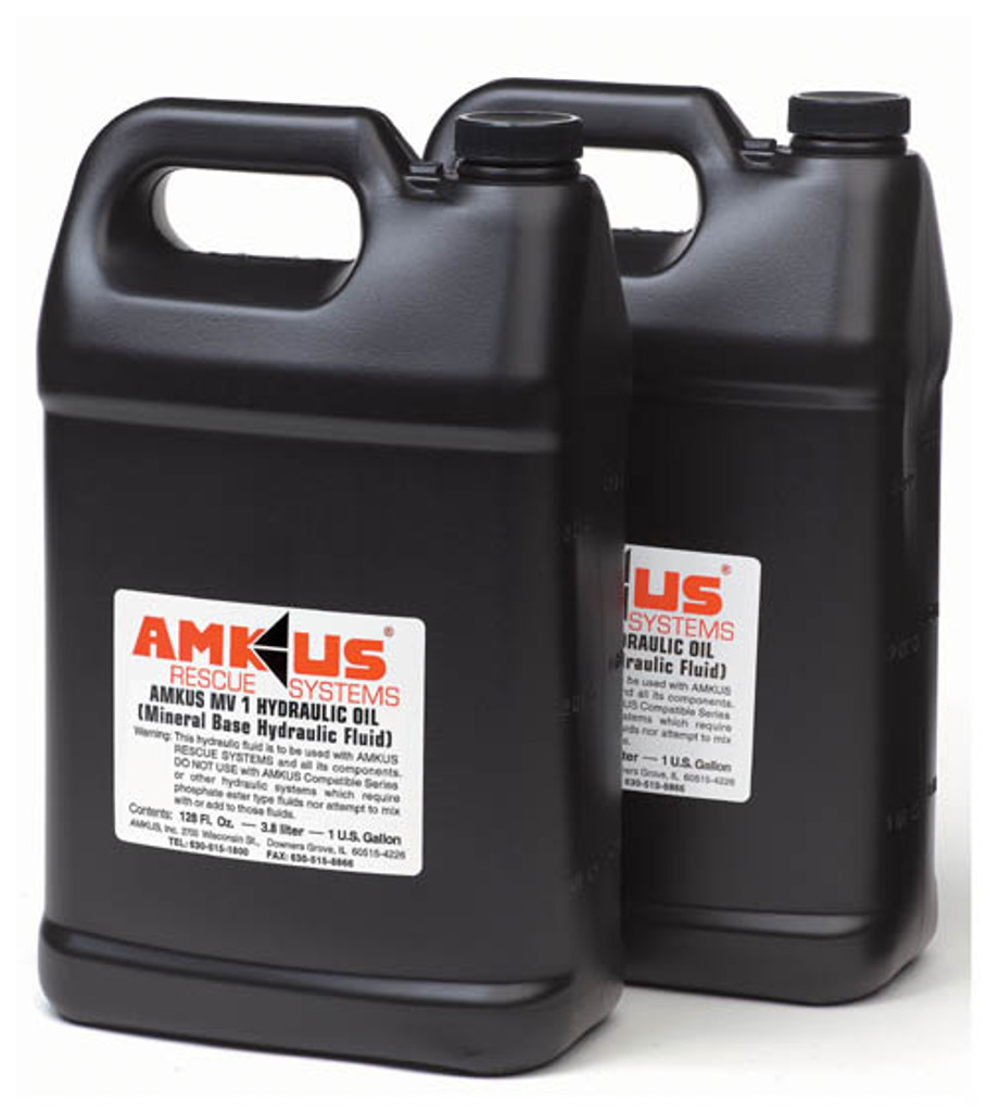 Amkus MV-1 Mineral Base Hydraulic Fluid (55 Gallon Drum)