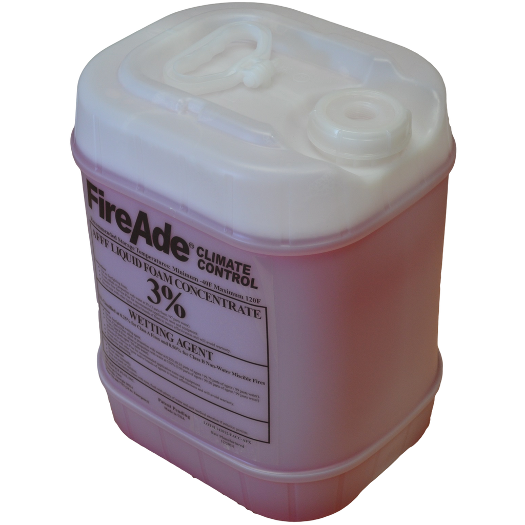 FireAde 2000 Climate Controlled 40 - Available in 5 gallon pail, 55 gallon drum, or 250 & 330 gallon tote - CALL FOR PRICING
