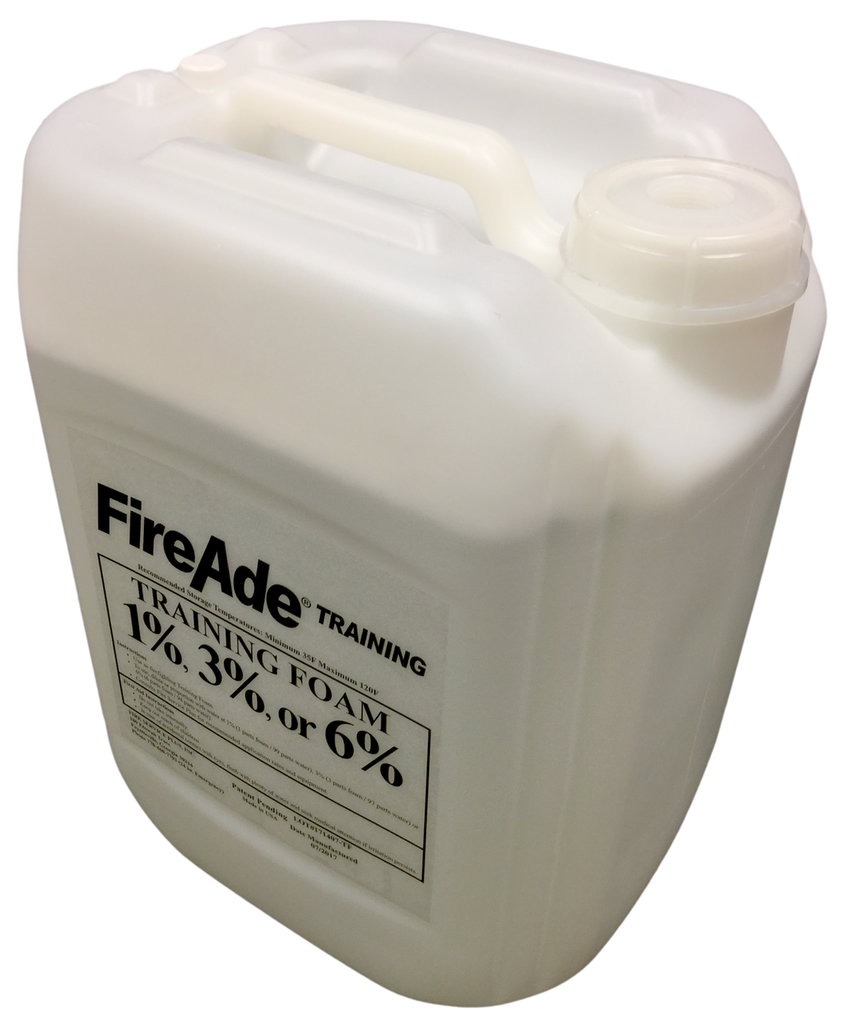 FireAde 2000 Training Foam - Available in 5 gallon pail, 55 gallon drum, or 250 & 330 gallon tote - CALL FOR PRICING