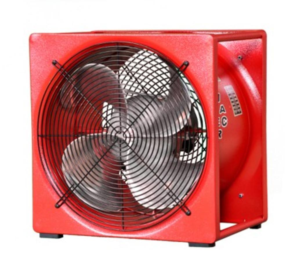 """Super Vac Electric Smoke Ejector, 16"""" Fan w/ Haz Loc. Motor"""