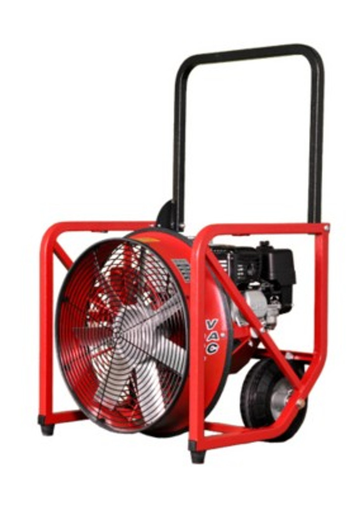 "Super Vac 20"" Honda GX120 Gas Powered 7 Series PPV"