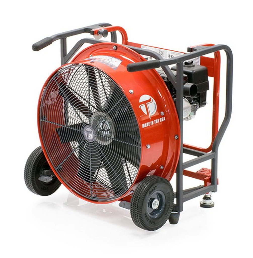 "Tempest 18"" Direct Drive PPV Fan with Honda Engine"