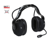 FireCom #FHW505 Radio Transmit Convertible DECT7 Headset