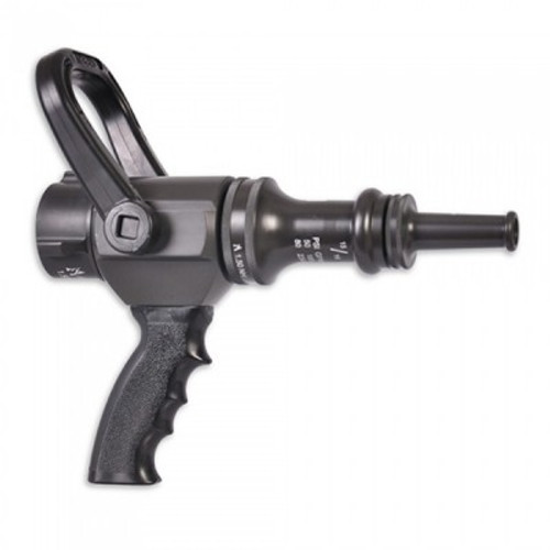 "Akron 1.5"" Shutoff with Pistol Grip and Dual Stacked Tips (15/16"" and 1/2"")"