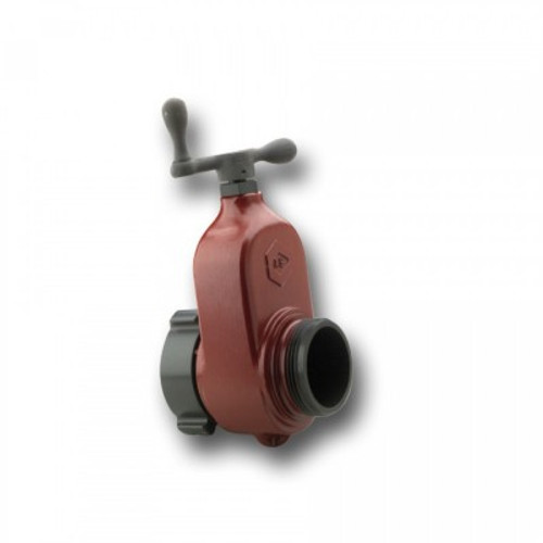 "Akron 2.5"" Light Weight Hydrant Gate Valve"