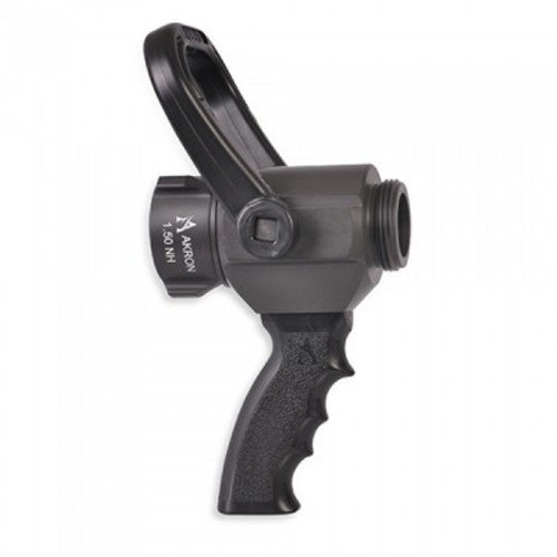 "Akron 1.5"" X 1.5"" Shutoff with Pistol Grip"