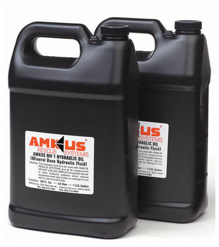 Amkus MV-1 Mineral Base Hydraulic Fluid (5 Gallon Pail)
