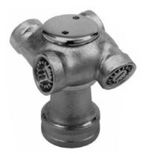 """Elkhart 2.5"""" Chrome Bresnan Cellar Nozzle"""
