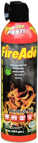 FireAde Personal Fire Suppression - 16oz. Can