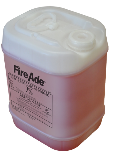 FireAde 2000 A/B Fire Suppression Agent - Available in 5 gallon pail, 55 gallon drum, or 250 & 330 gallon tote - CALL FOR PRICING