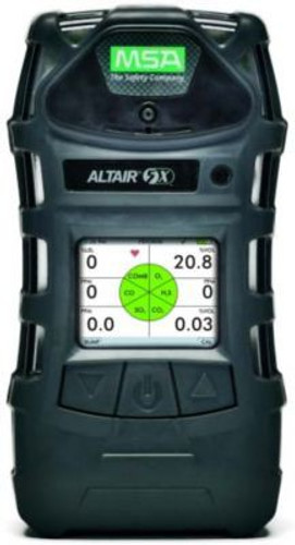 MSA Altair 5x PID (Photo Ionization Detector) Gas Meter Kit