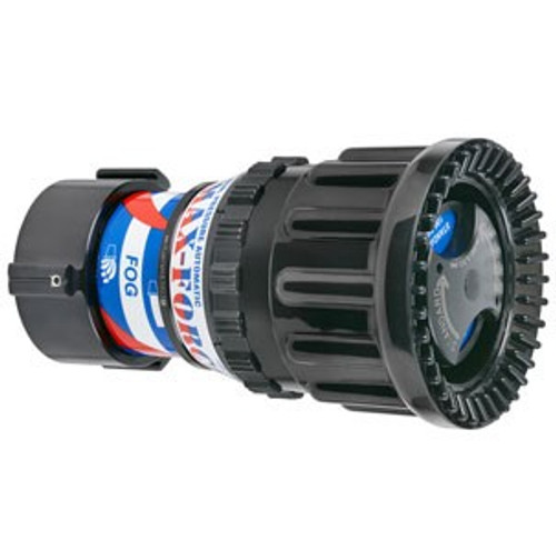 """TFT Legacy 2.5"""" Max-Force Dual Pressure Automatic Nozzle Tip - 100-500 GPM @ 55/100 PSI"""