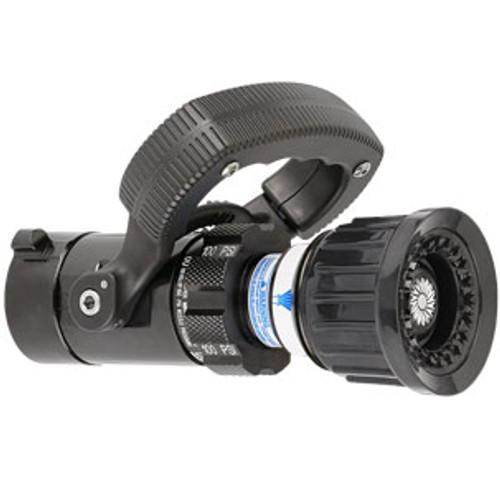 "TFT Legacy #DQS60 1"" Quadrafog Nozzle with Shutoff - 5, 10, 24, 40, 60 GPM @ 100 PSI"