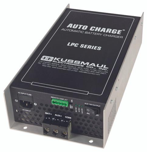 Kussmaul #091-207-12 12V / 20 AMP LPC20 Charger w/ Bar Graph Display