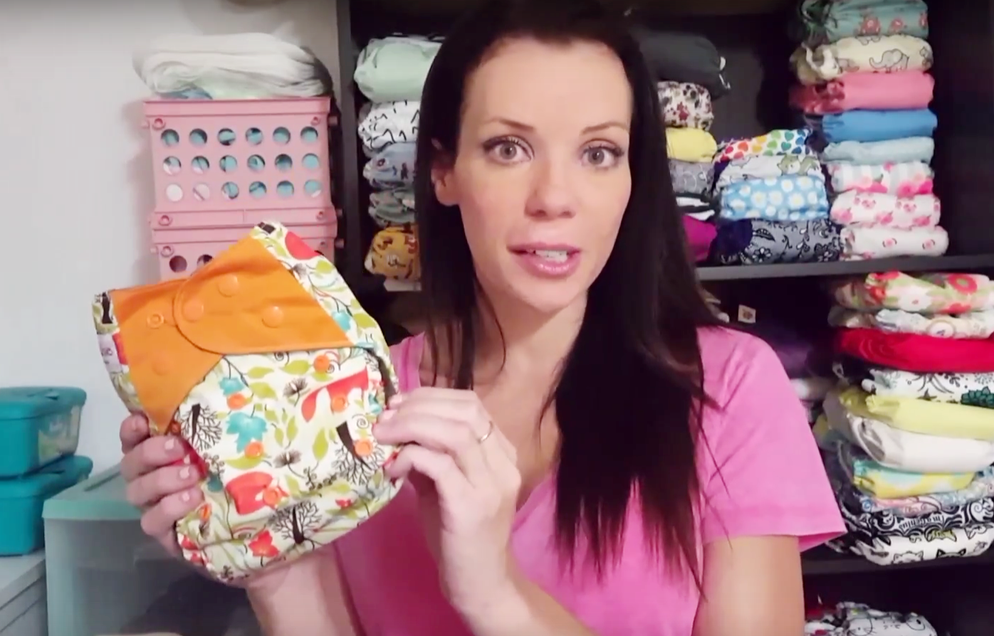 EcoAble Pocket Cloth Diaper Review