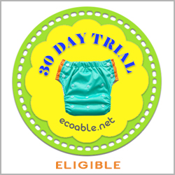 30 Day Trial Program Badge