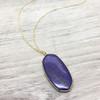 Natural Lapis Stone Necklace