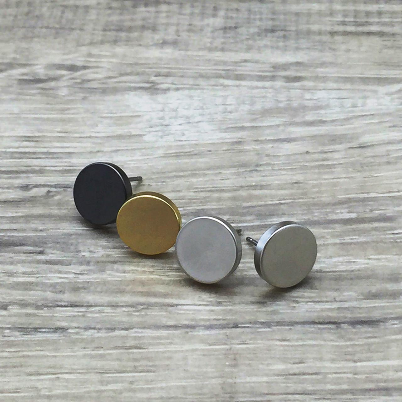8cd35098b3fa Circle stud earring - FAB Accessories Inc.
