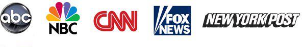 abc nbc cnn fox news new york post news agencie logos