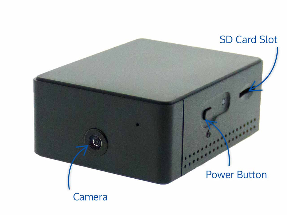 Camscura WiFi Hidden Camera