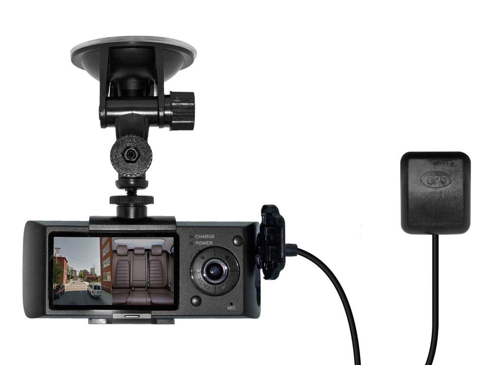 Dual View Car Camera