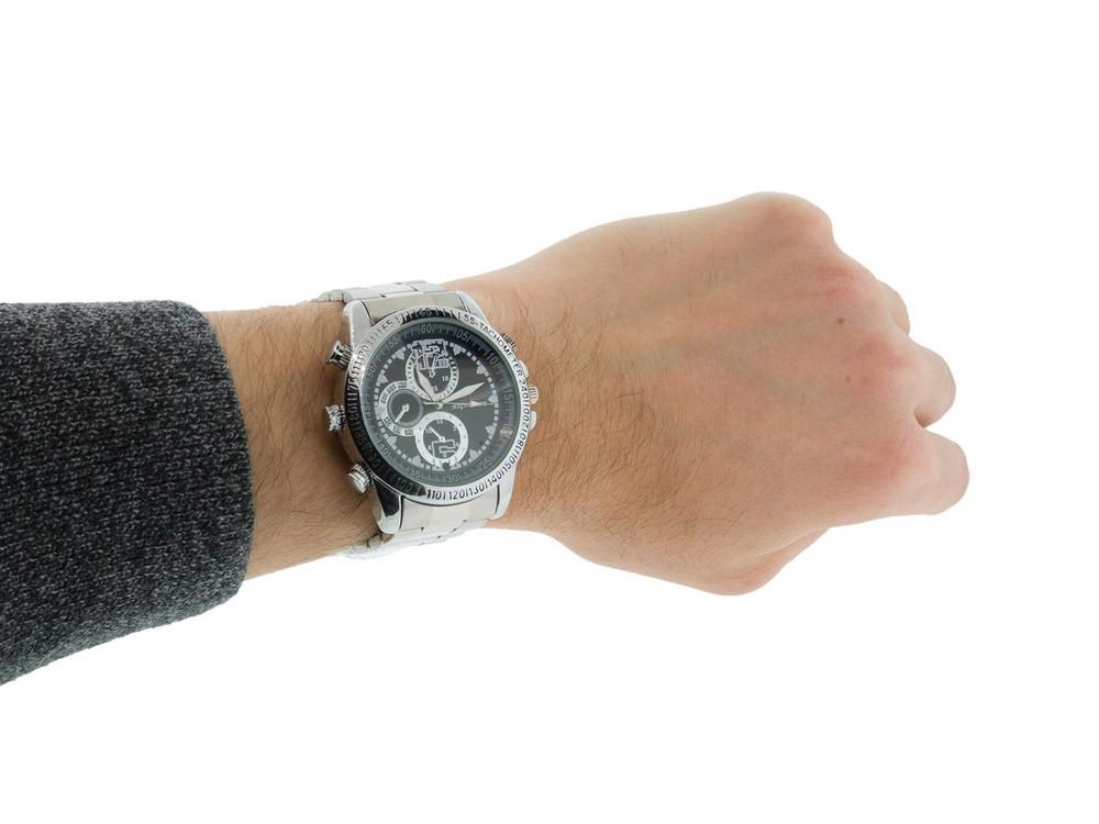 HD Waterproof Spy Watch