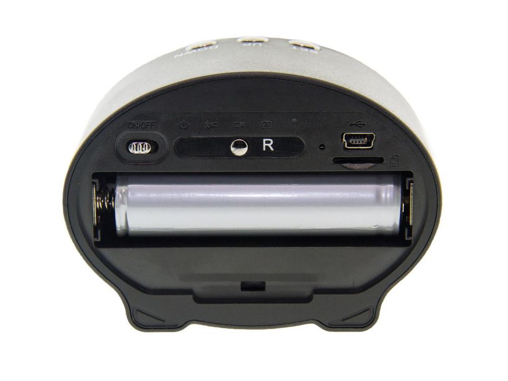 Ovi HD WiFi Clock Hidden Camera