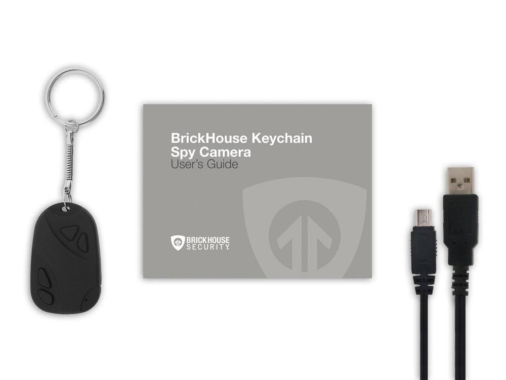 BrickHouse KeyChain Hidden Cam