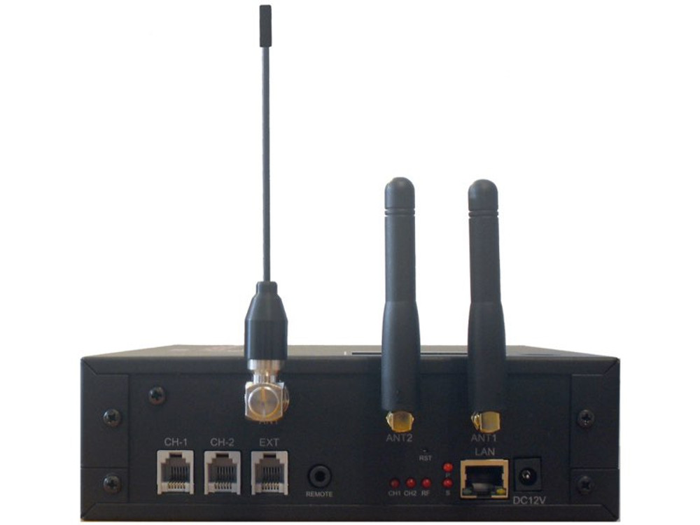 Real-Time Remote Monitoring RF Detection System
