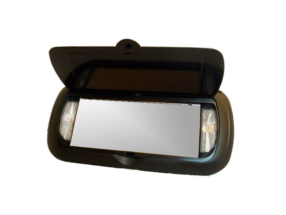 Clip-On Car Mirror Camera