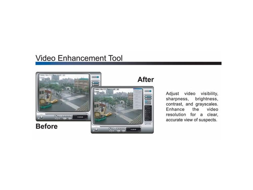 8 Channel NVR Surveillance Software