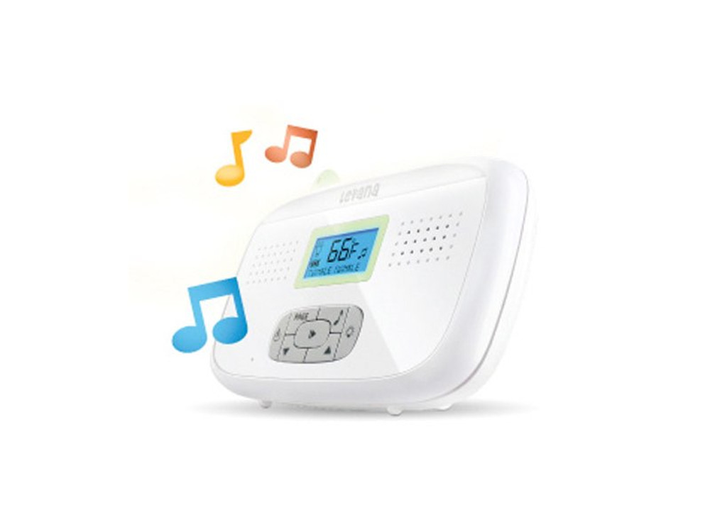 Lullaby Audio Baby Monitor