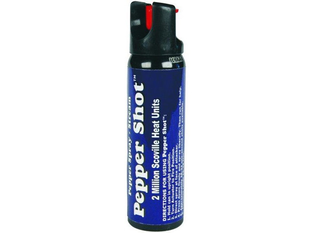 Pepper Spray (4 oz. Stream)