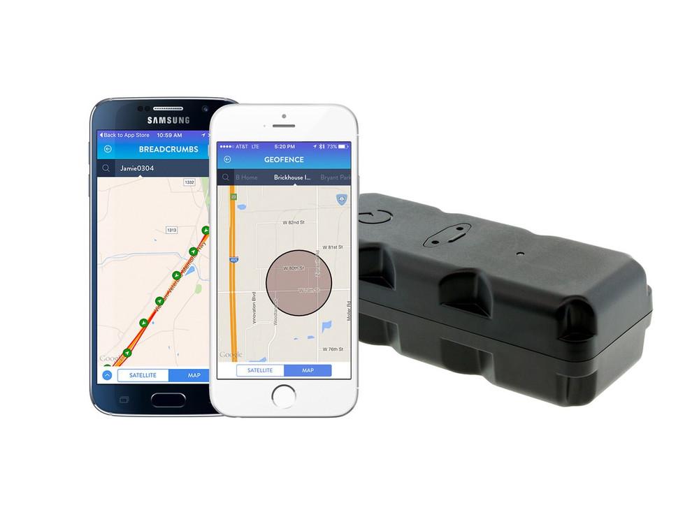 Eon International GPS Tracker