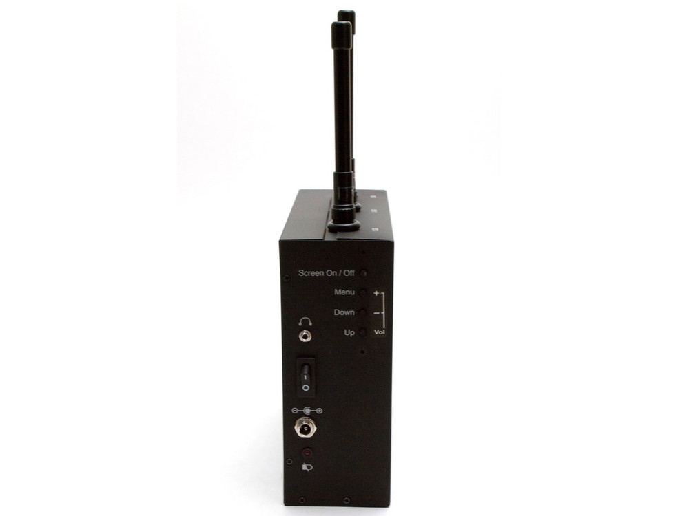 Professional Camera Detector