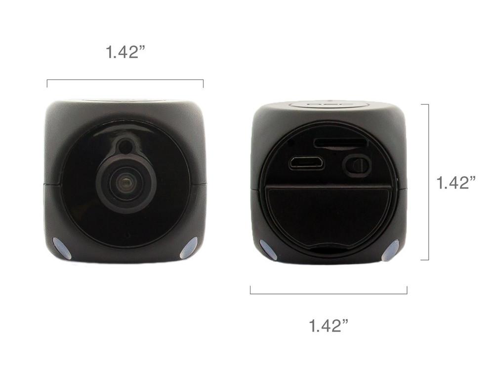 CueCam Night Vision WiFi Mini Camera