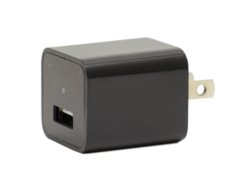 Mini Phone Charger Hidden Camera Covert Security Camera
