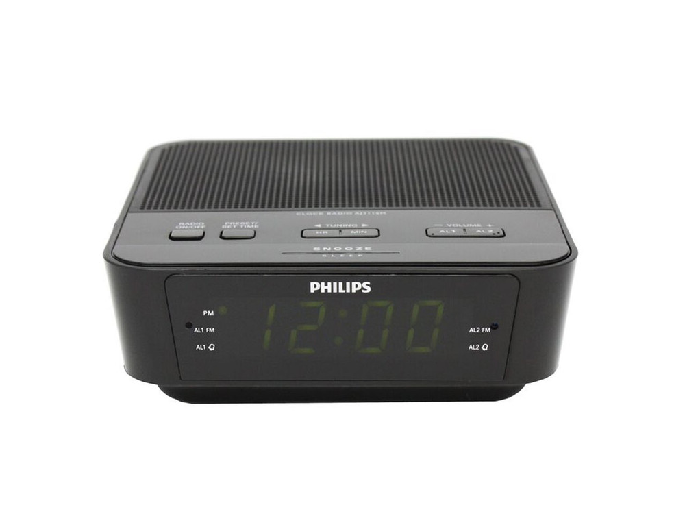 Zone Shield DVR Alarm Clock Hidden Cam