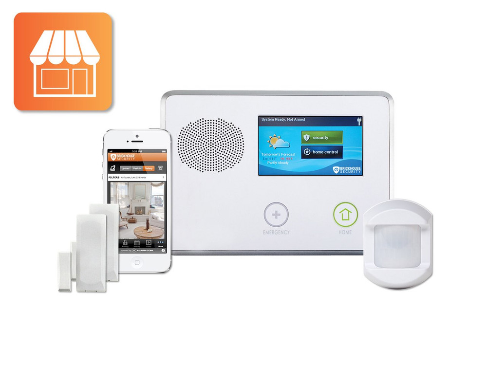 home alarm systems diy alarm systems wireless home alarm. Black Bedroom Furniture Sets. Home Design Ideas