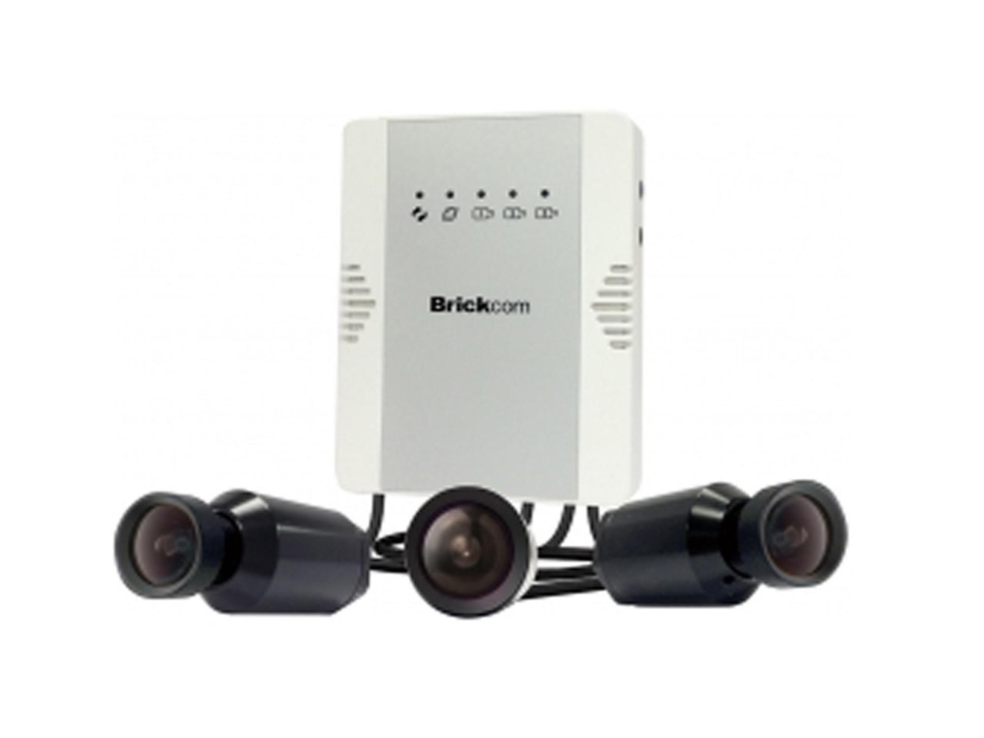 Brickcom Megapixel Super Mini Network Camera